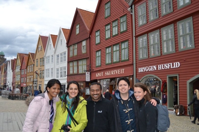 At Bryggen