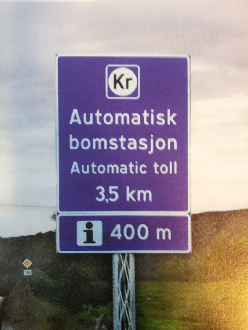 Automatic toll