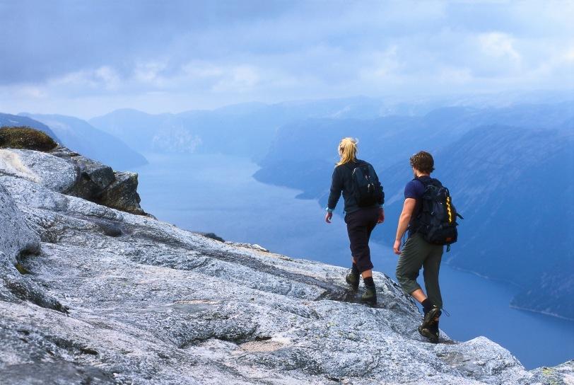 Fjordutsikt. Photo: Terje RakkeTerje Rakke/Nordic Life/Fjord Norge AS